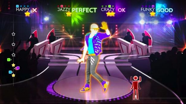 Just Dance 4 anche in multiplayer