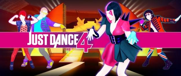 Logo di Just Dance 4