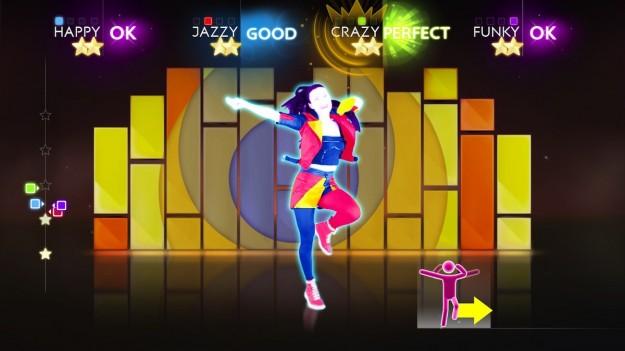 Una partita a Just Dance 4