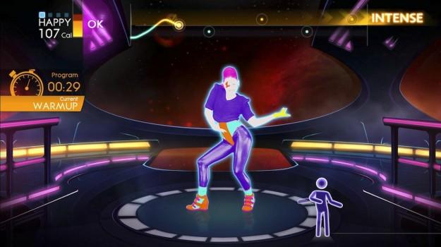 Just Dance 4: gameplay avvincente