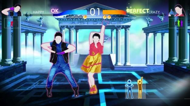 Personaggi di Just Dance 4