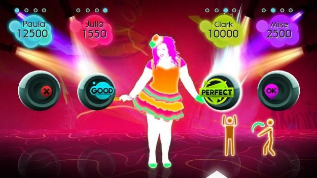 Ballerina di Just Dance 4