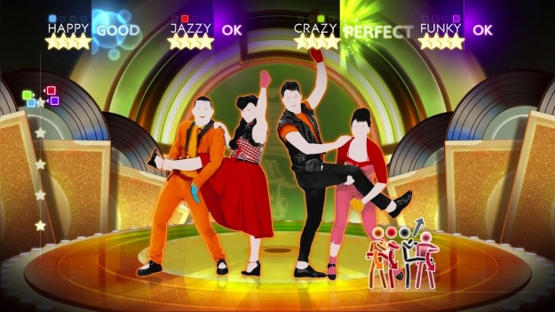 Gruppo di ballerini