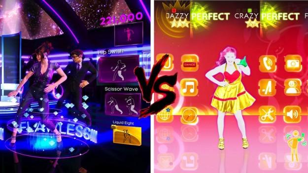 Modalità sfida in Just Dance 4