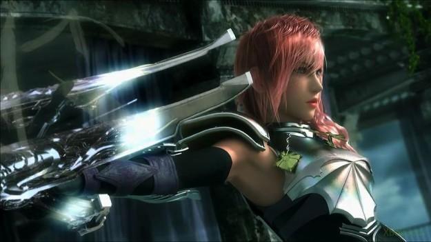 Final Fantasy XIII-2: protagonista