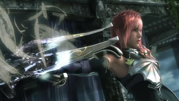 Screenshot di Final Fantasy XIII-2
