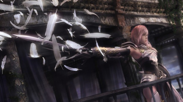 Final Fantasy XIII-2: personaggio