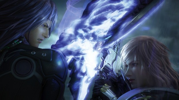Final Fantasy XIII-2: personaggi