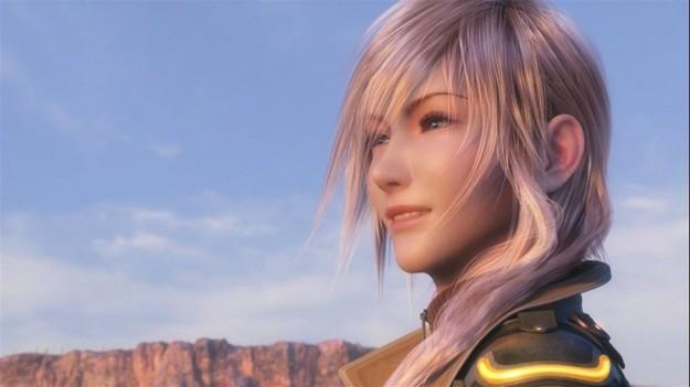 Final Fantasy XIII-2: colori chiari