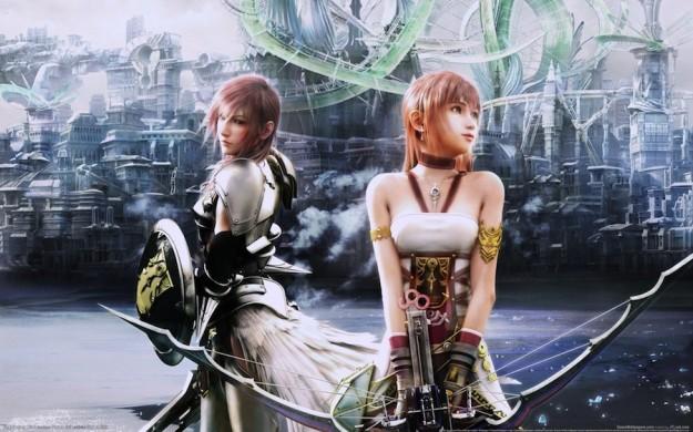 Final Fantasy XIII-2 e le protagoniste