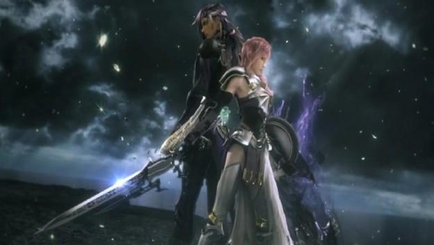 Screen di Final Fantasy XIII-2