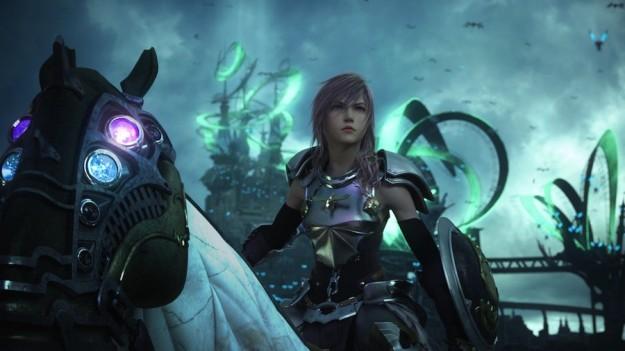 Tanti colori in Final Fantasy XIII-2