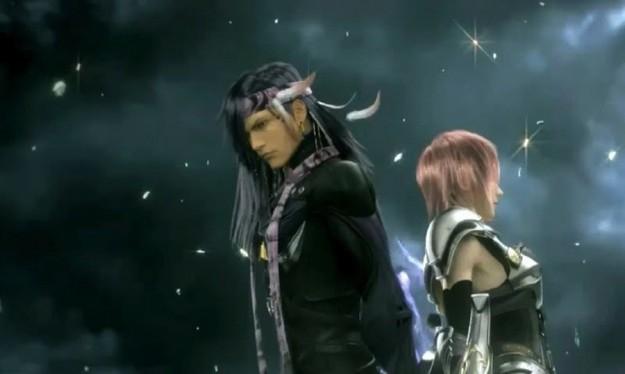 Costumi dettagliati in Final Fantasy XIII-2