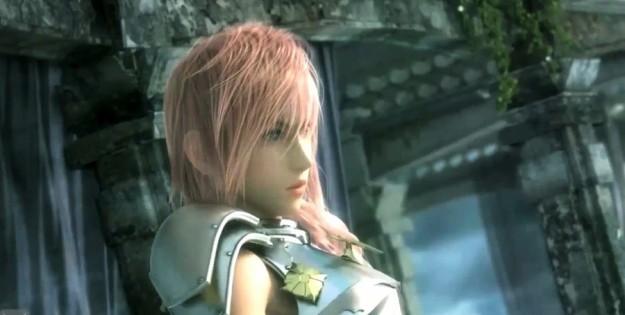 Grafica avvincente per Final Fantasy XIII-2
