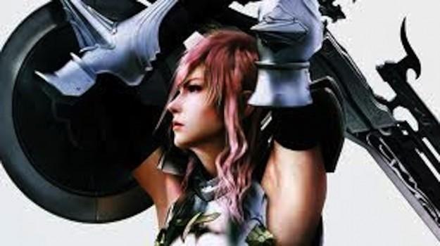 Wallpaper di Final Fantasy XIII-2