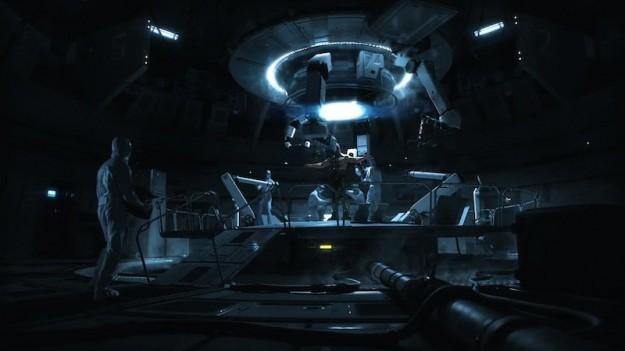 Azione di gioco in Halo 4