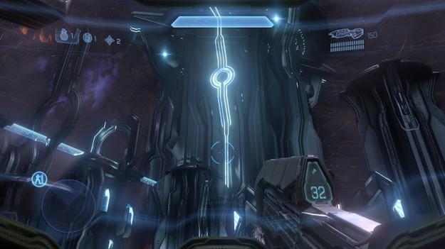 Una delle ambientazioni del gioco