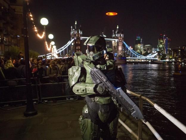 Halo 4 nel mondo reale
