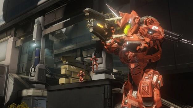 Alcuni personaggi di Halo 4