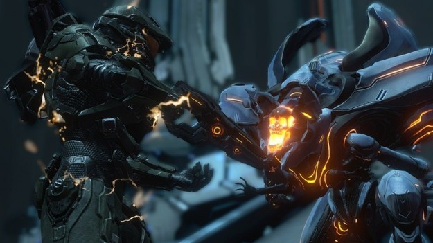 Azione in Halo 4