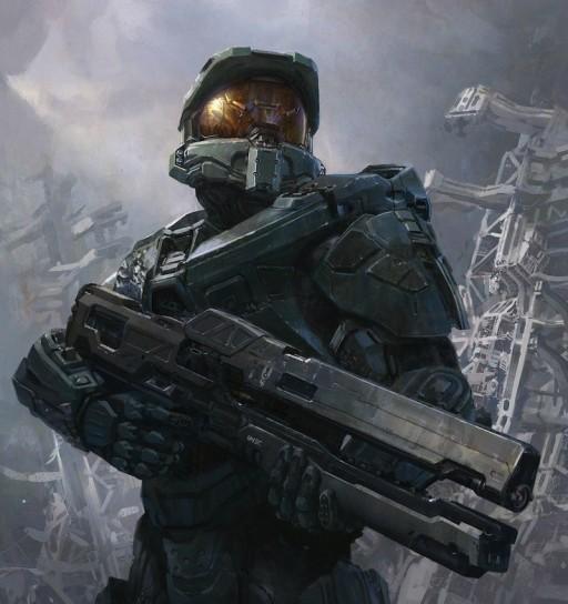 Disegno su Halo 4