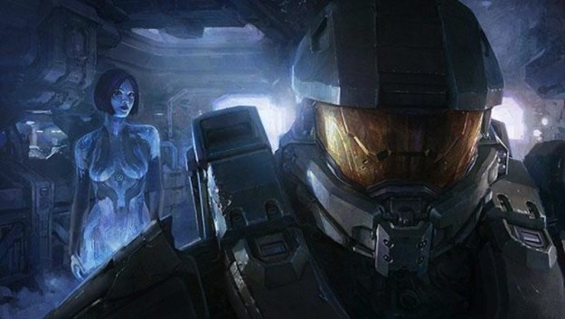 Screenshot di Halo 4