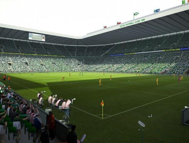 Celtic in campo