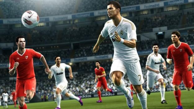 Ronaldo su PES 2013