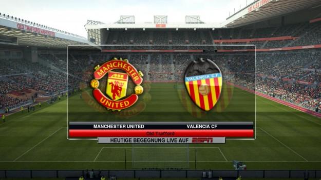 Manchester Valencia