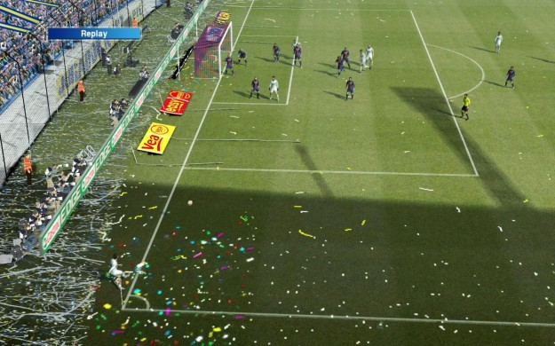 Calcio d'angolo in PES 2013
