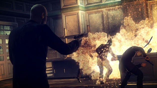 Fuoco in Hitman Absolution