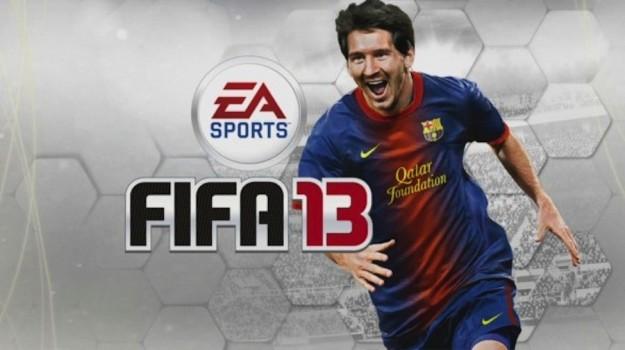 Copertina di FIFA 13