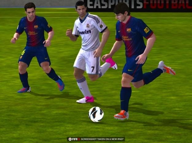 FIFA 13 su iPad