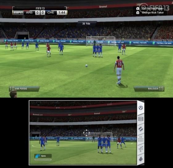 FIFA 13 su Wii U