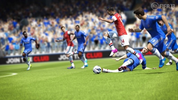 Grafica dettagliata per FIFA 13
