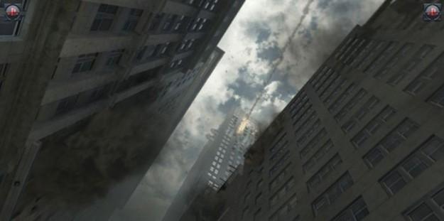 Visuale del cielo su PS3