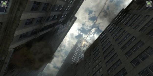 Visuale del cielo su Xbox 360