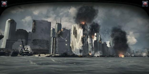 Città in fiamme su PS3