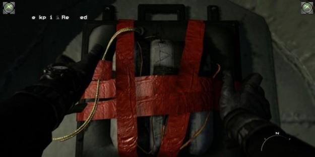 Bomba su Xbox 360