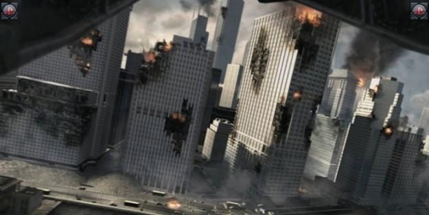 Città distrutta su PS3