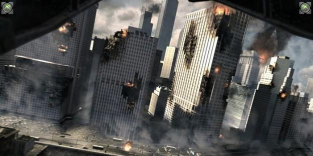 Città distrutta su Xbox 360