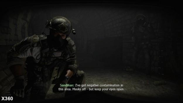 Area misteriosa su Xbox 360