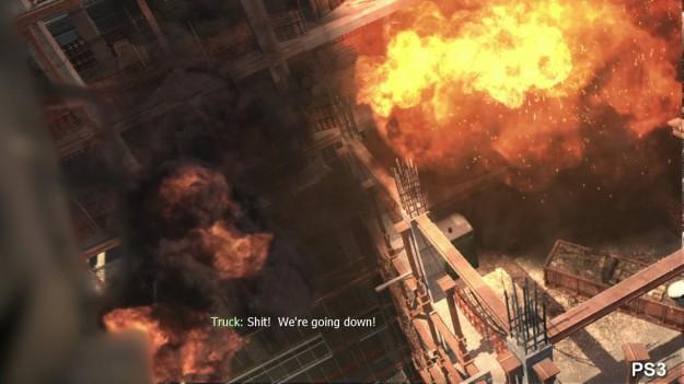 Fiamme su PS3