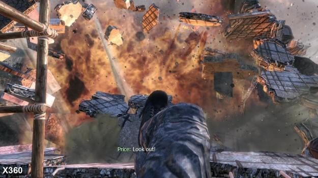 Esplosione su Xbox 360