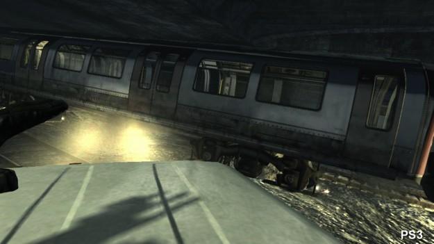 Treno su PS3