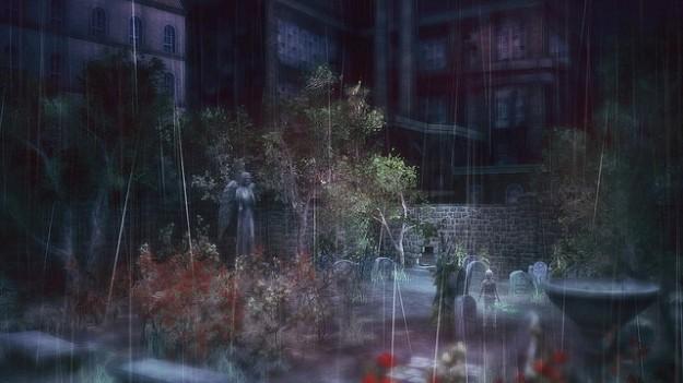 Il mondo invisibile di Rain