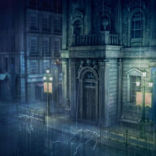 La pioggia in Rain