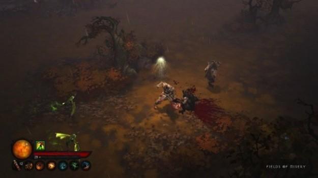 Azione in Diablo 3