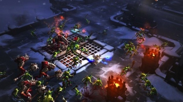 Diablo 3: immagini del gioco su console