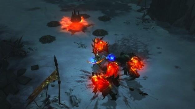 Grafica colorata per Diablo 3